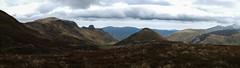 Sur les flancs du pic Lakhoura (Florine.C) Tags: mountain montagne rando randonne hiking pic pick lakhoura pays basque barn country france clouds autumn automne nuages grey gris