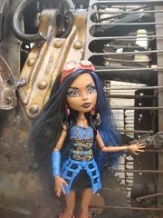 Monster High Robecca Steam (lita_liu) Tags: monster high robecca steam mattel doll