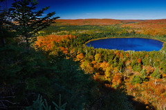 Autumn Around Oberg Lake (Ryan Fonkert) Tags: autumn captureminnesota cookcounty experiencemn experienceminnesota exploreminnesota fall mn minneapolisphotographer minnesota northshore oberglake obergmountain onlyinmn ryanfonkertphotography shta sawtoothmountains sony sonya6300 sonyalpha sonyimages superiorhikingtrail superiornationalforest tofte upnorth a6300 foliage forest idyllic mountains nature trees usa