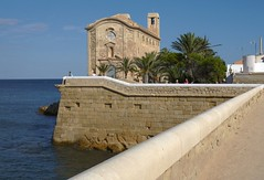 Tabarca (Alejandro Sainz-Pardo) Tags: iglesia tabarca murallas poblado insular arquitectura defensa urbanismo historia xviii reserva marina