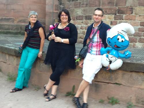 Soirée du 10/08/2013 Chez Crêp'Oz