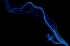Smokin (melodft) Tags: smoke fumo black blue azul preto smoking