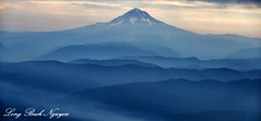 Mount Hood, Forest Fire, Oregon 1 (longbachnguyen) Tags: landscape landscapephotography landscapephotographer mountains cascadesmountains smoke forestfire valley pnwphotographer pnw aerial aerialphotography aerialphotographer seattlephotographer mounthood