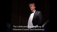 Mark Twain's Jumping Frog story (ClayShannon) Tags: marktwain frogs calaveras county california twain 19thcentury 1896