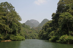Longhushan, Guangxi/  3863 (Petr Novk ()) Tags: longhushan  longancounty   china na  guangxi  asia asie  naturereserve nature forest karst   river water landscape hill