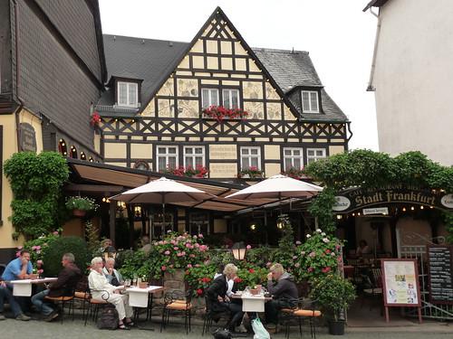 Café Stadt Frankfurt