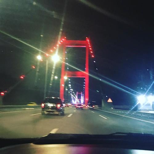 #fatihsultanmehmetköprüsü