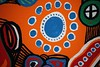 IMG_1042 (www.ilkkajukarainen.fi) Tags: detail painting art abstract contemporary expressionism ekspressionismi taide teos nykytaide yayoikusama ininfinity exhibition näyttely tennispalatsi ham modern museum musée museet museo colours colour bright happy life värit kikas onnellinen polka dots