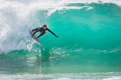 Warriewood Beach (Jeremy Denham) Tags: warriewood beach surfing water blue