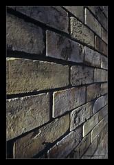 Muro I (Emilio Casini) Tags: architettura idee sydney australia pietra mattoni astratto trama prospettiva