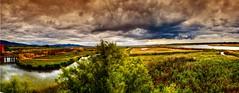 Diaccia Botrona (giannipiras555) Tags: lanscape oasi natura nuvole panoramica toscana tramonto