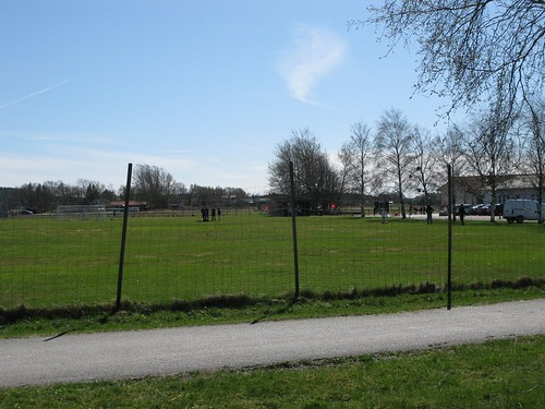 Fotbollsplan, Kareby 2010