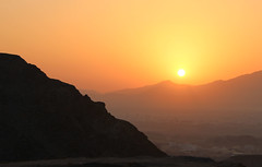 Early morning view at Al Amarat, Oman (merijnloeve) Tags: earlymorningviewatalamarat omansunrisesunzonsopkomstfareastdesertalamratomaninatureserenebeautylandscape