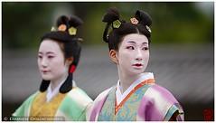 Jidai festival 2016, Kyoto (Damien Douxchamps) Tags: japan 日本 japon kansai 関西 kinki 近畿 kyoto 京都 中京 下京 上京 central imperialgarden 京都御苑 時代祭 jidai festival matsuri