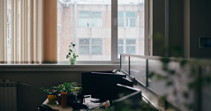 office1 (pal_sol) Tags: dualiso window snow office job moscow russia openspace volume canon6d 12 olympus zuiko