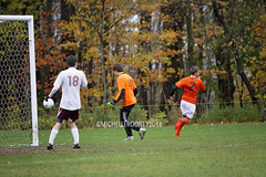IMG_3792eFB (Kiwibrit - *Michelle*) Tags: soccer varsity boys high school game team monmouth mustangs nya north yarmouth academy maine 102916