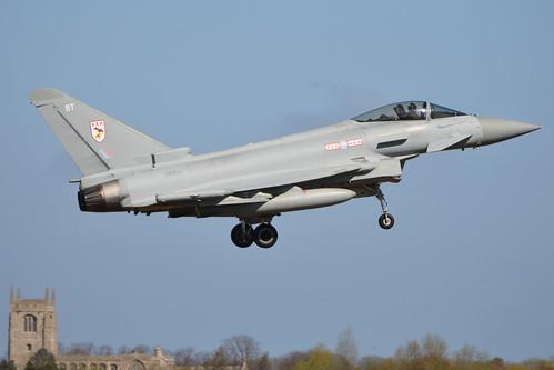 Eurofighter Typhoon FGR.4 'ZK331 / BT'