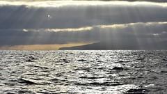 La Gomera (Charles_RAMOS-iVision18000) Tags: photography ocean sea sunset sky cloudy clouds lights ray volcanic inspiration horizon nikkor 18105 d7200 nikkon atlantic europe dslr digital slr