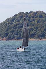 USA 50523 11th Sept 2016 #1 (JDurston2009) Tags: plymouthsound usa50523 devon plymouth sailing sailingboat yacht
