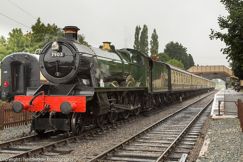 "GWR 7903 ""Foremarke Hall"" - Toddington"
