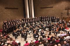 Elijah-Chorus (IPFW) Tags: fortwaynephilharmonic universitysingers firstwaynestreetunitedmethodistchurch mendelssohn elijah orchestra chorus ipfw fortwayne