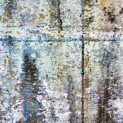 Map's Edge (jaxxon) Tags: 2016 d610 nikond610 jaxxon jacksoncarson nikon nikkor nikon105mmf28gvrmicro nikkor105mmf28gvrmicro 105mmf28gvrmicro 105mmf28 105mm f28 28 f28g afs vr macro micro prime fixed lens abstract abstraction square squared concrete surface texture peelingpaint distressed decay decayed weathered urban rural crusty