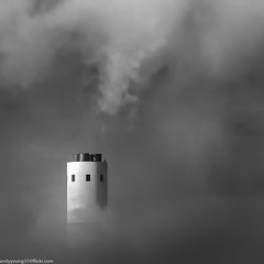 Runcorn Hill in Autumn (9 of 10) (andyyoung37) Tags: mist runcorn tower cheshire england unitedkingdom gb