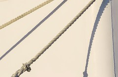 Ropes (josullivan.59) Tags: wallpaper white 3exp evening texture toronto tamron150600 ontario outside october artisitic abstract day detail downtown harbourfront lightanddark shadow rope boat canon6d canada clear nicelight minimalism 2016