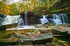 The Great Falls of Tinker's Creek (jomak14) Tags: waterfalls bwnd10xfilter bedford canoneos1ds daytimelongexposure fullframe ohio tokina1935mm viaductpark tokinaaf1935mmf3545