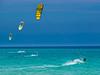 In Line [Explored] (Ulmi81) Tags: sardinia sardinien sardegna meer sea surfing surf symmetric symmetrisch wasser water surfer kitesurfing kite summer herbst september septembre 2016