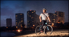 magicislandbike006-PanoMED (crosscolin) Tags: strobist bicycle road ritte roberta oaks carbon portrait brenizer stitch