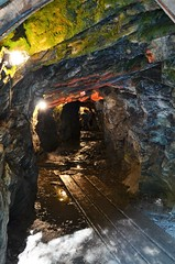 La Grotte. 03-09-2016 16:47 (Sandbanks Pro) Tags: parcdelagorgedecoaticook coaticook quebec canada grotte cave roche ardoise nature paysage touristique vacance holiday t summer
