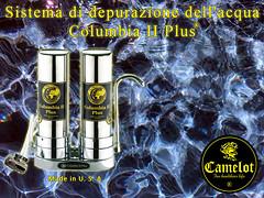 17-10-16-columbia-ii-plus-italy (filtriacquacamelot) Tags: filtri depuratoredellacquadomestico refrigeratori filtriperlacqua erogatoredellacqua raffreddamento camelotinternazionalitalia depuratoredellacqua depuratoredellacquaroma