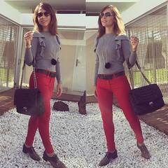 Hoy en el blog/todas on the blog! Por fin mi esperado viernes!!!!! Feliz finde a todos!!!!!! #instablogger #instafashion #instadaily #instagood #jersey # (elblogdemonica) Tags: ifttt instagram elblogdemonica fashion moda mystyle sportlook springlooks streetstyle trendy tendencias tagsforlike happy looks miestilo modaespaola outfits basicos blogdemoda details detalles shoes zapatos pulseras collar bolso bag pants pantalones shirt camiseta jacket chaqueta hat sombrero