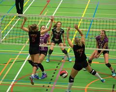 1B260941 (roel.ubels) Tags: vv utrecht eurosped galgewaard volleybal volleyball 18 finale nationale beker