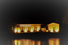 IMG_0015 (www.ilkkajukarainen.fi) Tags: uunisaari helsinki suomi finland eu europa night lights valot pimeä scandinavia visit windows kaivopuisto athmosphere sea meri water vesi meren ranta heijastus winter talvi