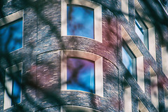 Studio Malm (Maria Eklind) Tags: dof outoffocus arkitektur city building malm studiomalm infocus reflection spegling sweden outdoor byggnad europe architecture studio skneln sverige se