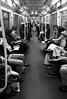my first foto... (monomαrv) Tags: tram sitting blackandwhite berlin