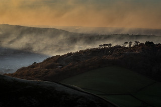 Shire Hill and Smoke