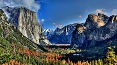 Magnificent Valley (Doug Santo) Tags: yosemitenationalpark yosemitevalley elcapitan bridalveilfalls halfdome landscapephotography