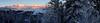 Teton Dawn Panorama (DigitalSmith) Tags: tetons grandtetonnationalpark mountains wyoming