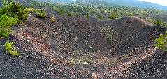 Mount Etna, Sicily (D-A-O 1 Million Views! Thank you!) Tags: mountetna volcano park sicily italy cinder cone basalt volcanic rock crater nature landscape colour texture trail extinct collapsed nikond750 panorama compositeimage