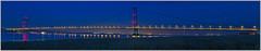 The Humber Bridge (Antony Ward) Tags: longexposures humberbridge bridge reflection
