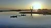 Amanapura Lake (gerard eder) Tags: world travel reise viajes asia southeastasia myanmar burma amanapura irrawaddyriver fishermen fischer pescadores sunset sonnenuntergang puestadesol