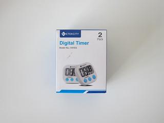 Etekcity Digital Timer