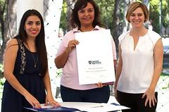 Maria's UDG Agora Diploma