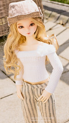 Amy (meike) Tags: ball doll wired bjd resin msd jointed faceup soulkid souldoll lilyc youkosilvara newgeneralbody youkoslair