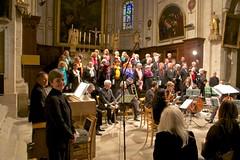 Le Madrigal de Nmes - Eglise St Etienne  UZS, samedi 17 mai 2014  IMG_2027 (6franc6) Tags: 30 canon journal article 800 languedoc gard nmes madrigal orchestre 2014 chorale midilibre 6franc6 eos70d