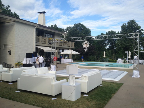 Mission Hills Country Club White Party