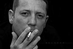 Frank (Nelofee-Foto) Tags: portrait people blackandwhite male monochrome model indoor human mann schwarzweiss mensch